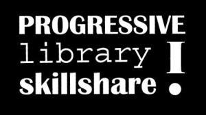 Progressive Library Skillshare logo