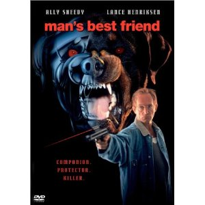 rabid robo dog on movie cover