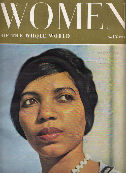 women of the world cover image no12 1963