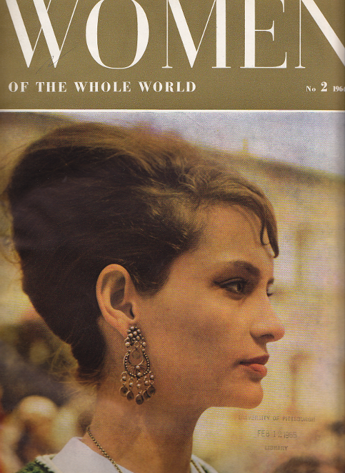 women of the world cover image no2 1964