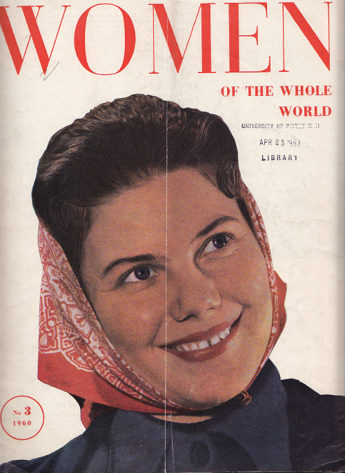 women of the world cover image no3 1960