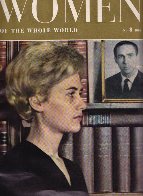 women of the world cover image no8 1964