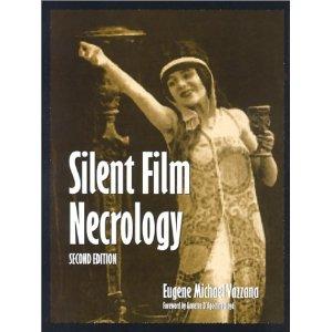 Silent Film Necrology