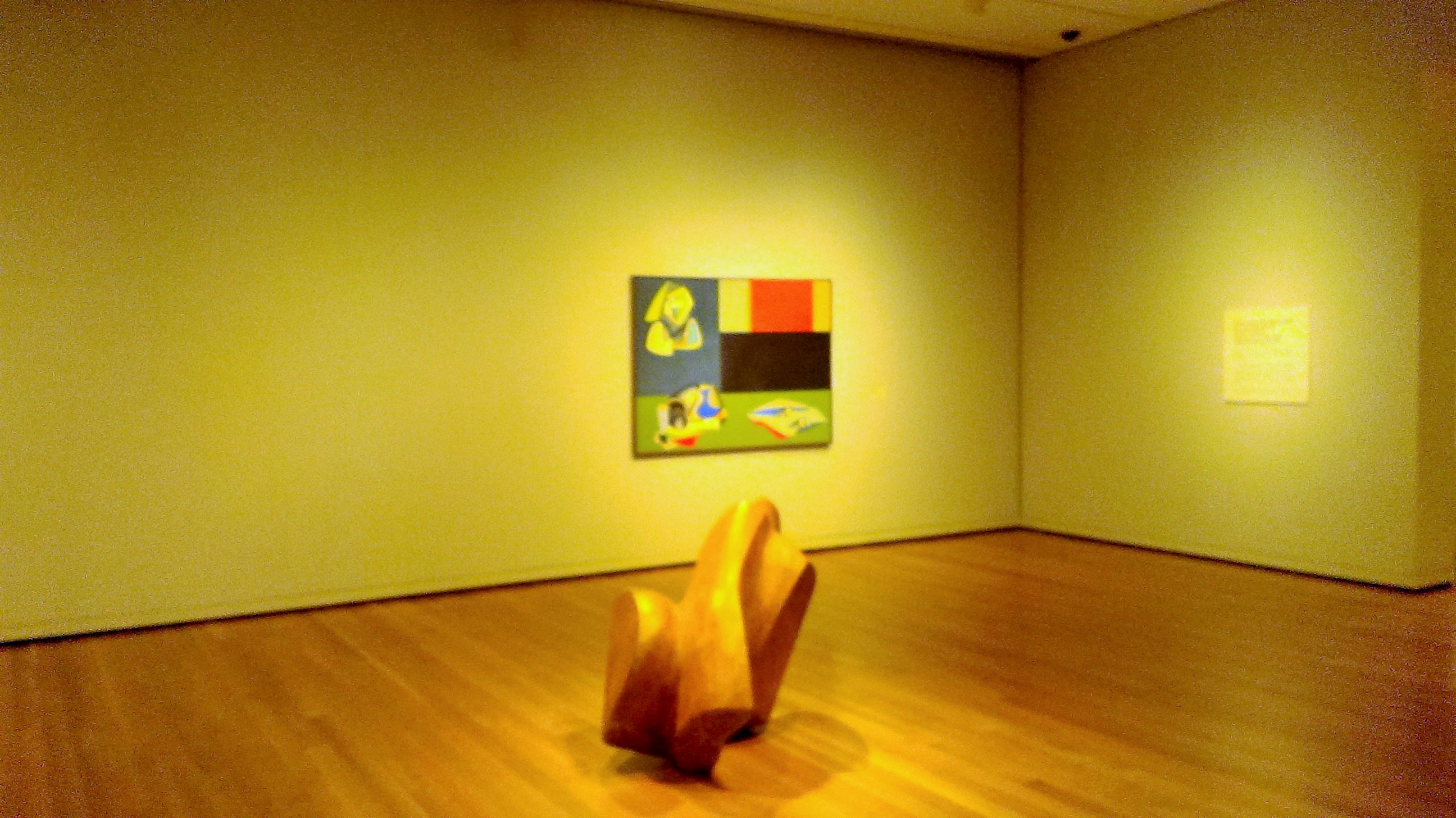 Reflections after an odd museum experience – tricia burmeister